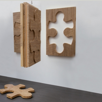 ( weisse puzzle )